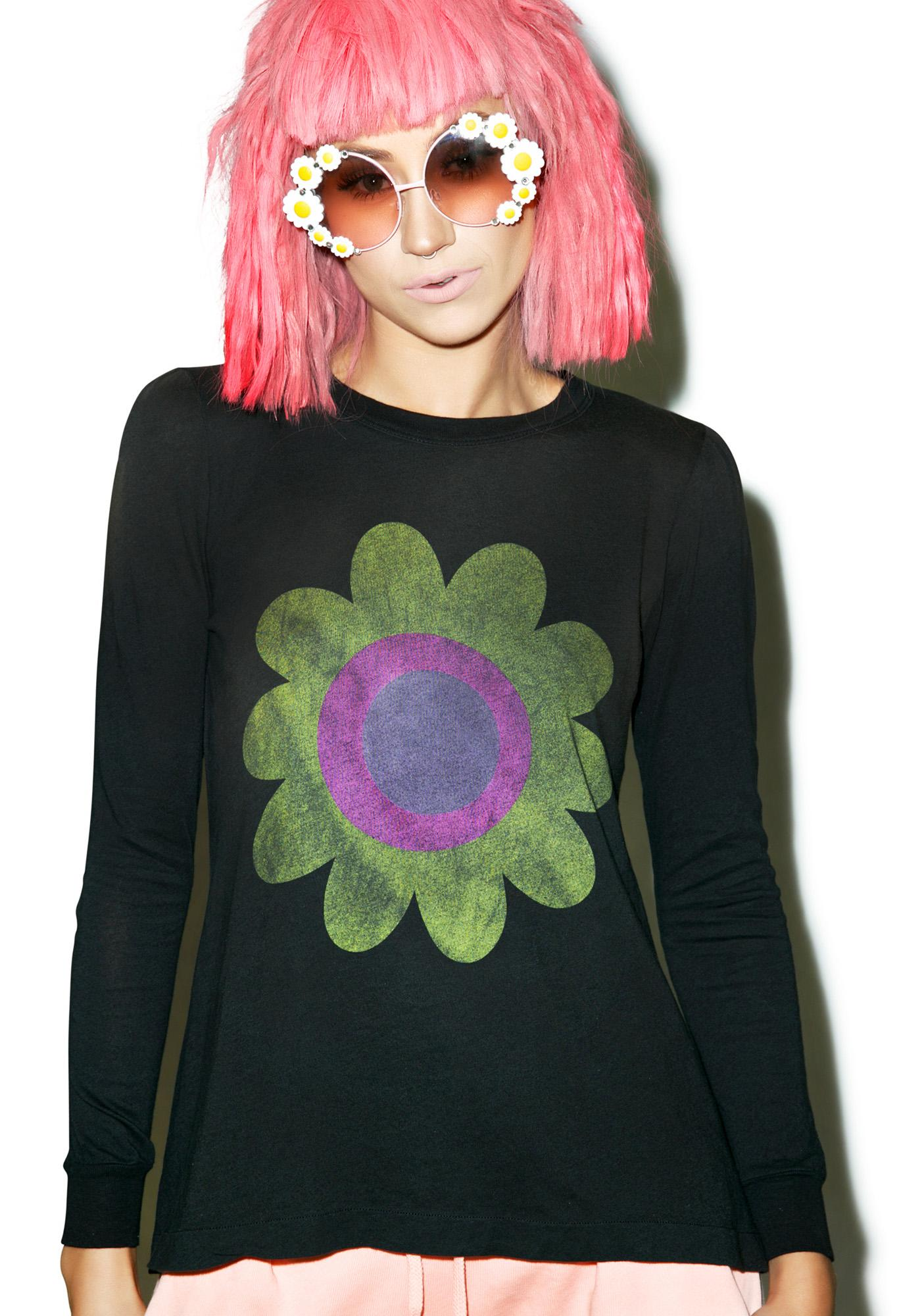Wildfox Couture Feelin' Groovy Princess Tee