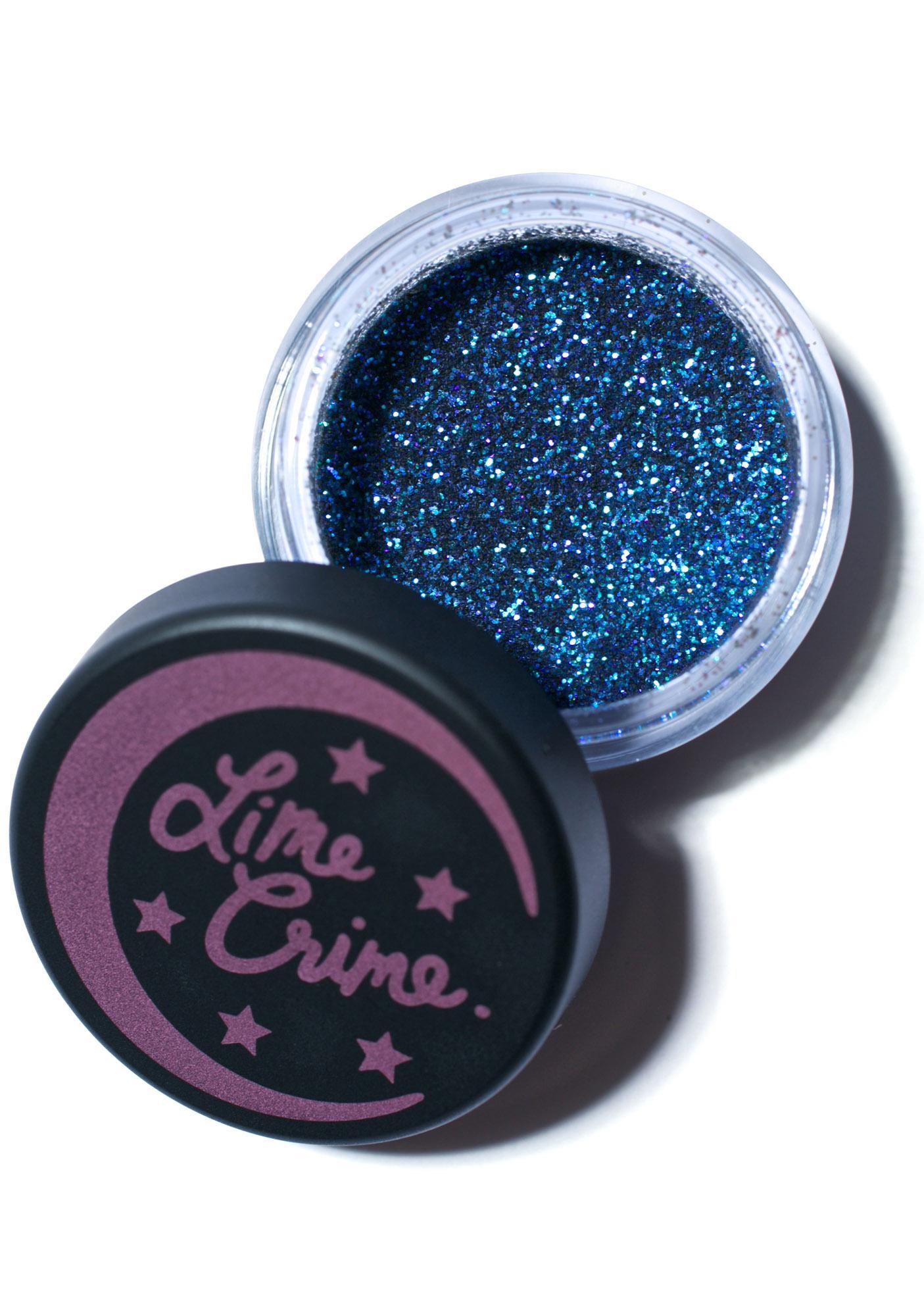 Lime Crime Aquarius Zodiac Glitter