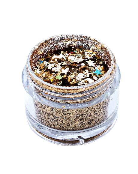 Gold Lilith Chunky Glitter