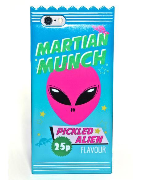 Martian Munch iPhone 6 Case