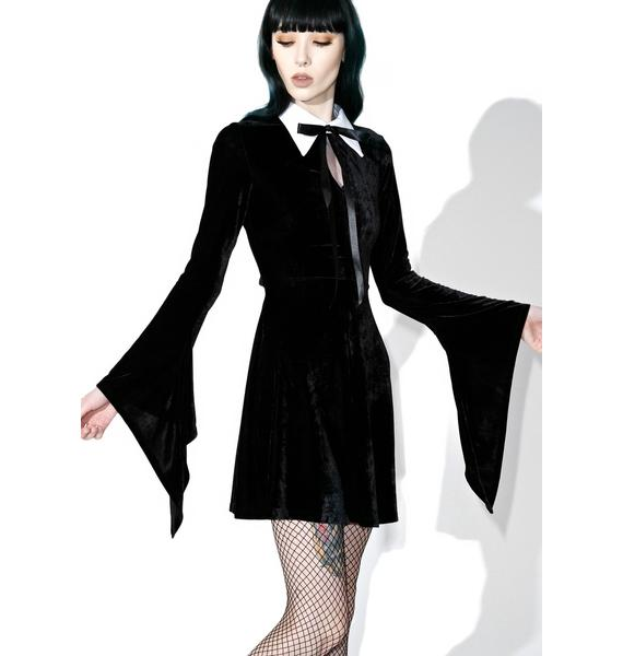 Killstar Stella Shadows Dress