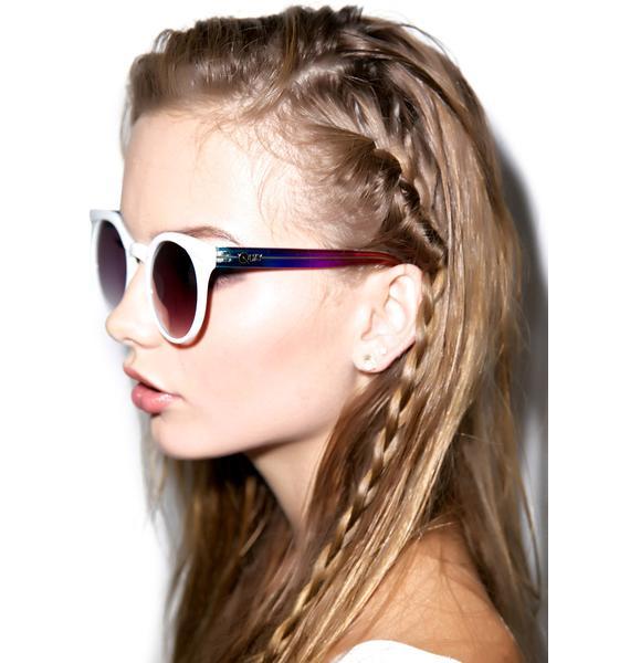 Quay Eyeware Kosha Sunglasses