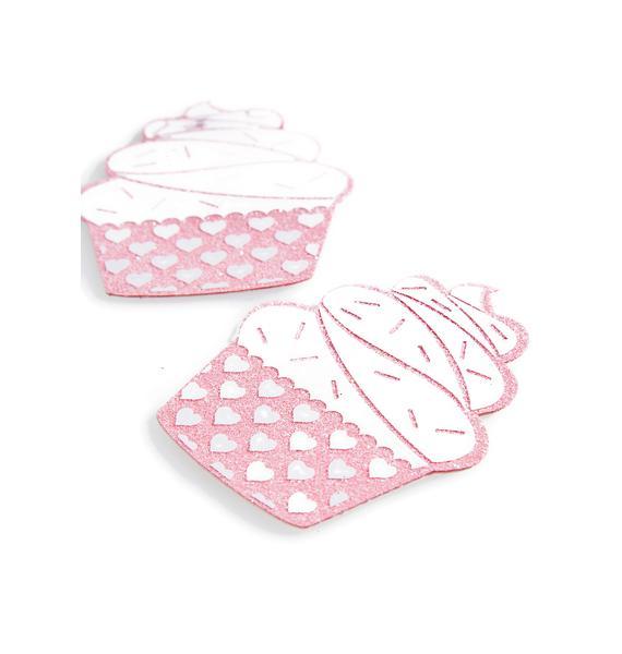 Pastease Sweet N Tasty Cupcake Pasties