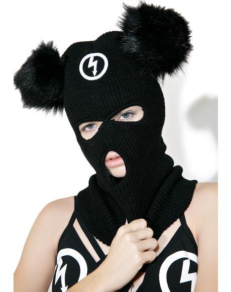 Mousetrap Balaclava Mask