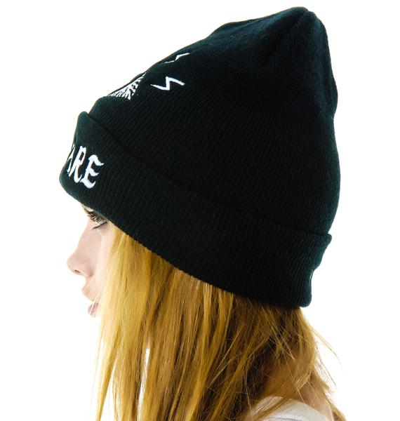 UNIF Eye Don't Care Beanie