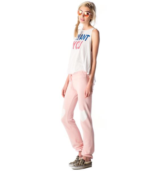 Wildfox Couture I Want You Cassidy Tank