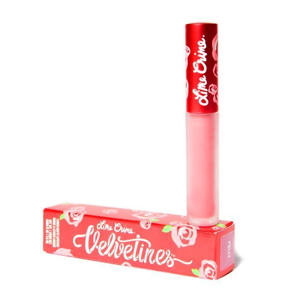 Lime Crime Polly Velvetine Liquid Lipstick