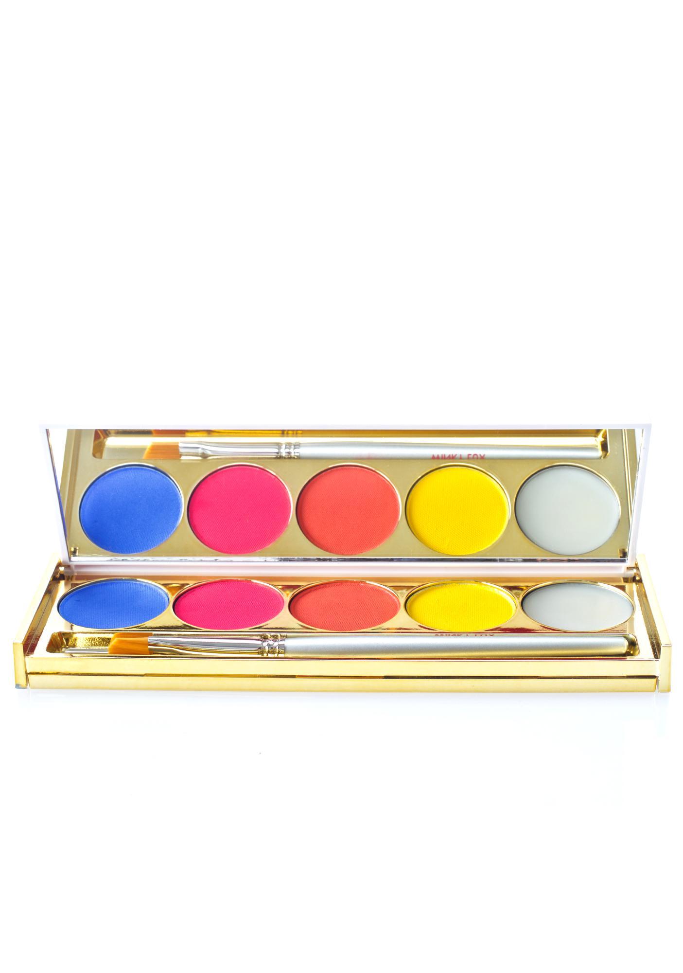 Winky Lux Rainbow Brow Palette