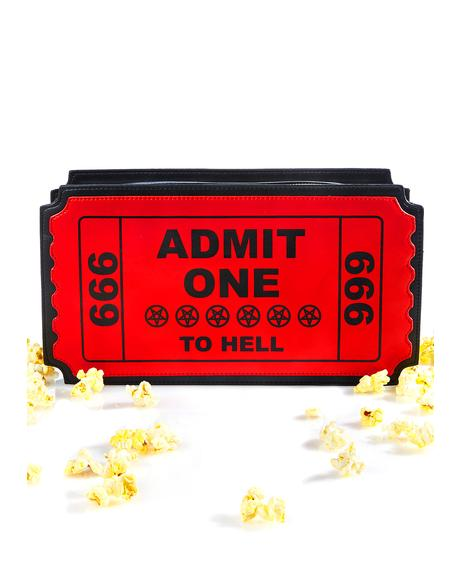 Ticket To Hell Bag