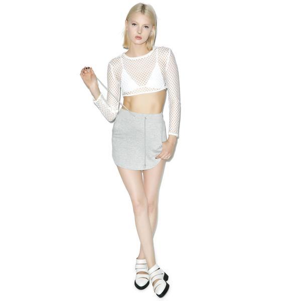 Nightwalker Anarchy Mini Skirt