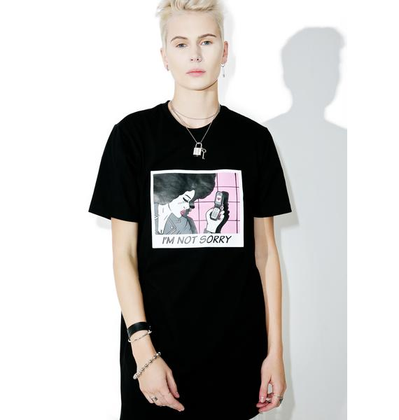 This Is A Love Song I'm Not Sorry Long Tee