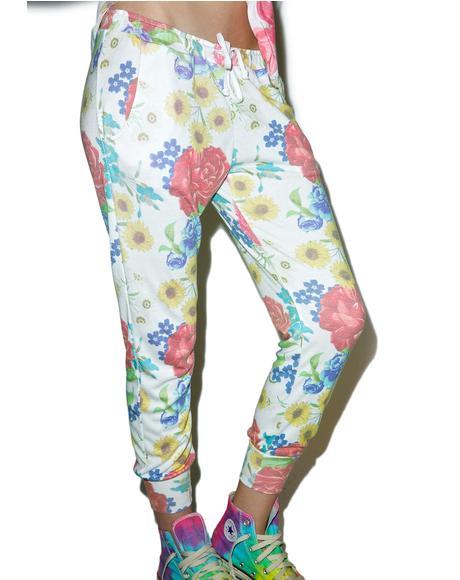 Summer Bouquet Canyon Pants