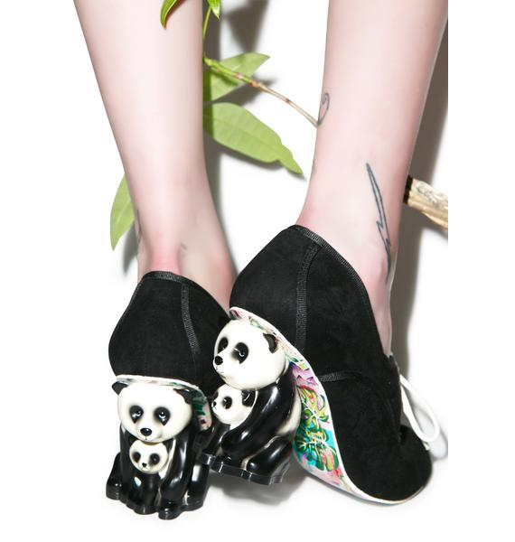 Irregular Choice Pin Yin Heels