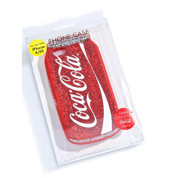 Skinnydip Coke iPhone 6/6S Case