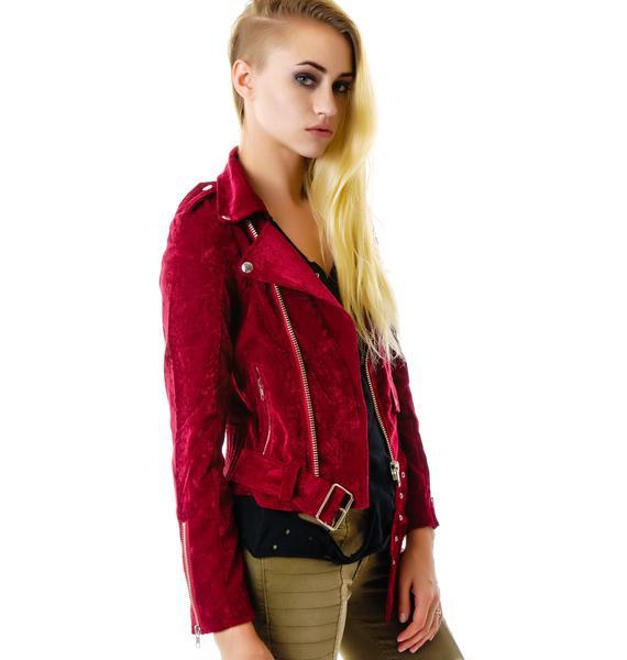 UNIF Sangre Moto Jacket