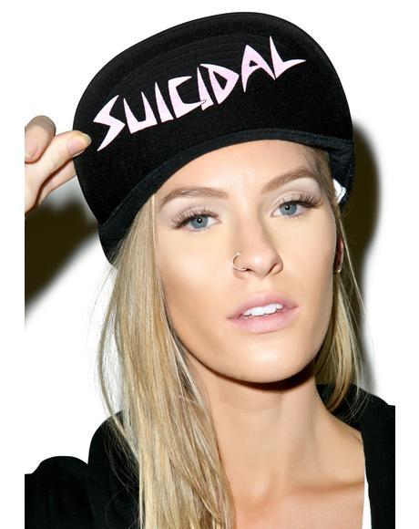 Suicidal Flip Hat