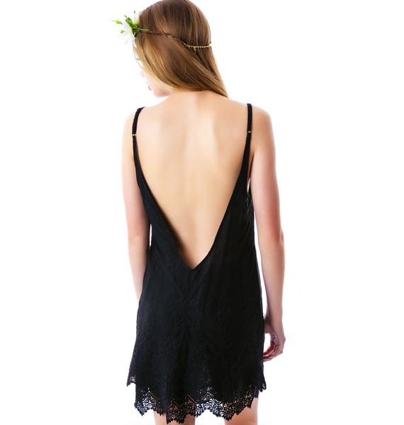 Valley of Flowers Lace Tunic