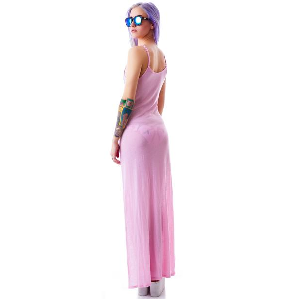 Wildfox Couture Shell Bra Jetset Maxi