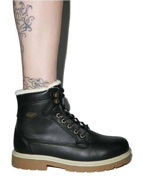 Regiment High Fleece Boots