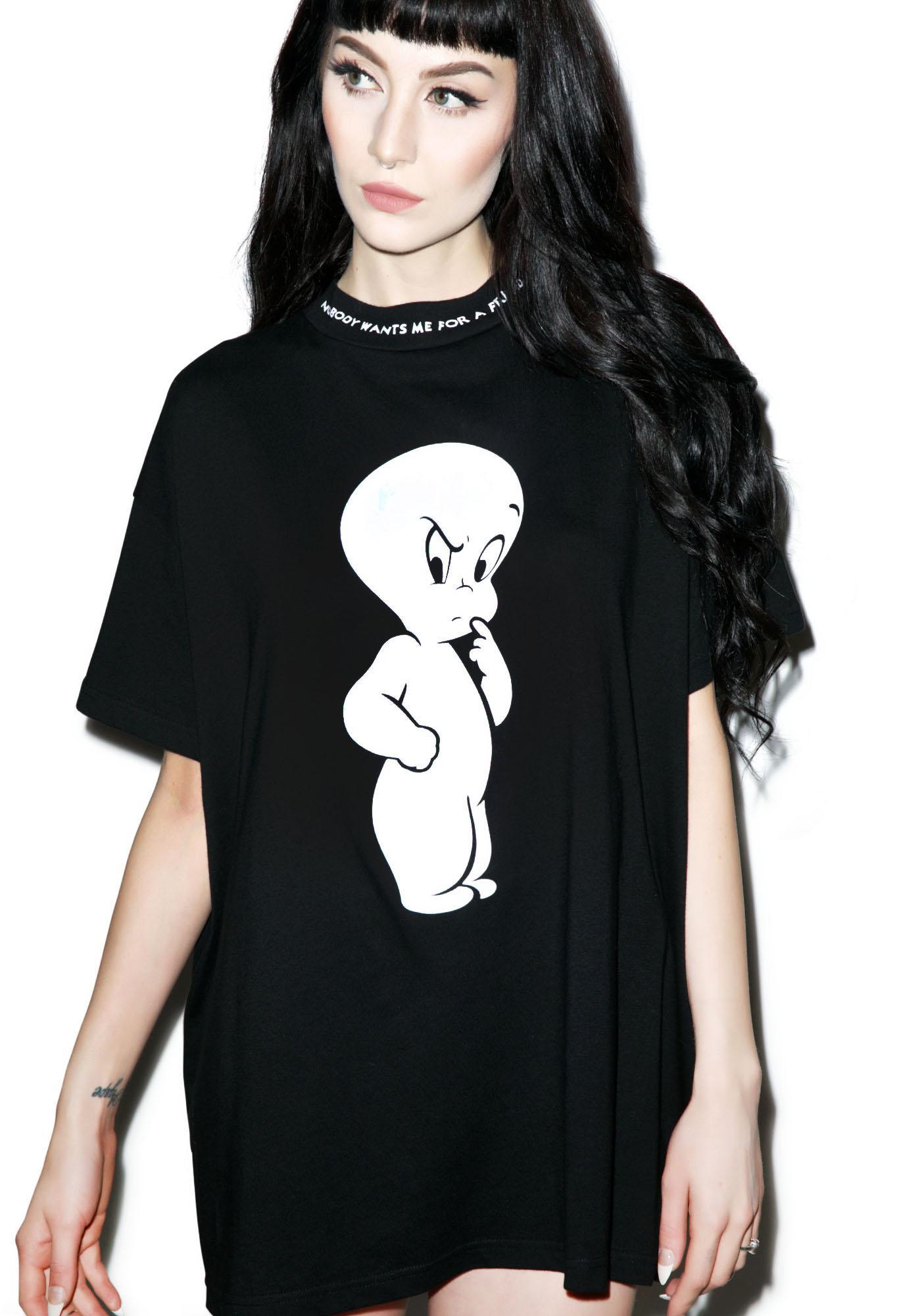 Lazy Oaf X Casper T-Shirt