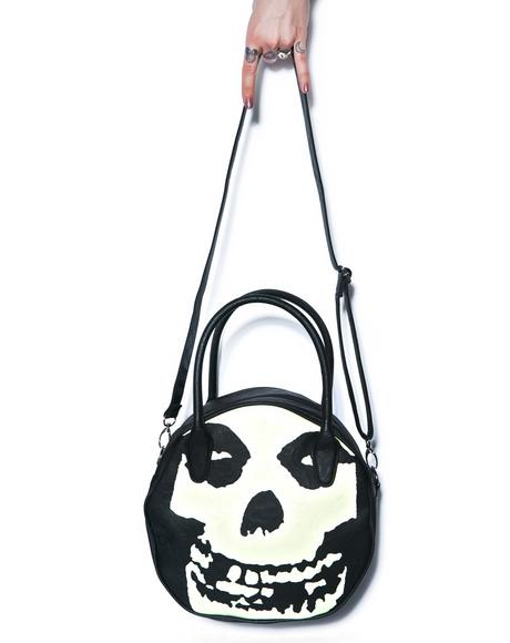 Misfits Glow In The Dark Purse