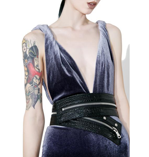 Bellatrix Zipper Belt