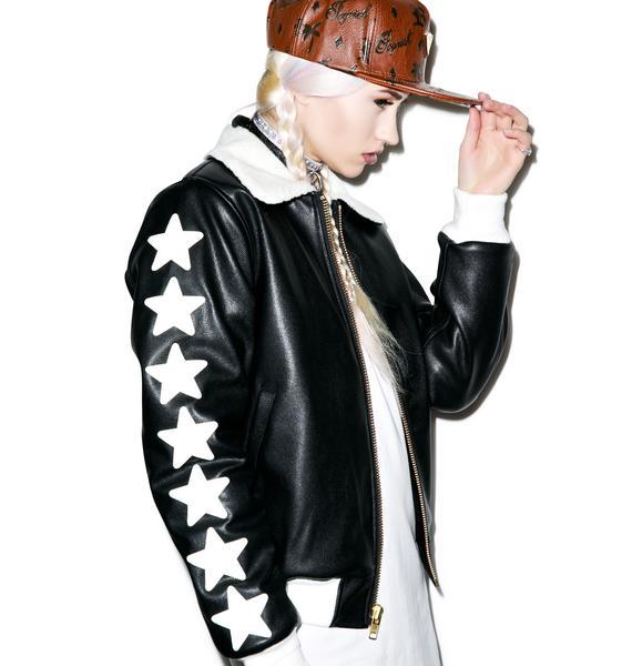 Joyrich Beverly Hills Celebrity Jacket