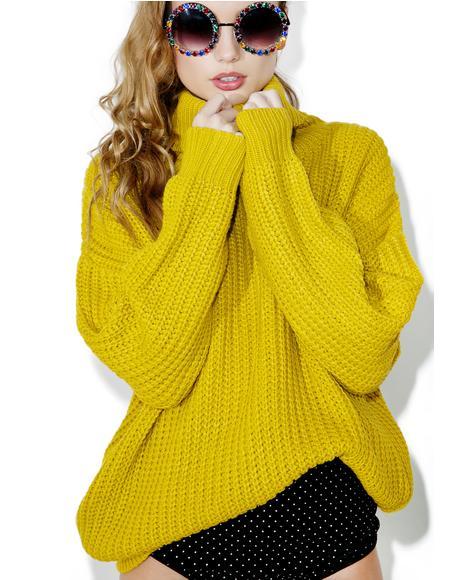 Envious Chunky Sweater