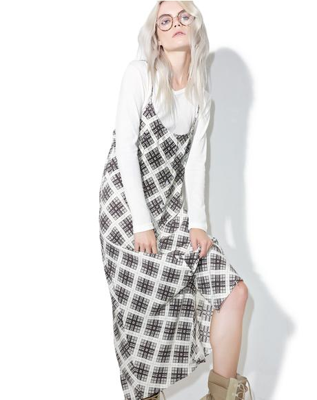 Louvre Maxi Dress
