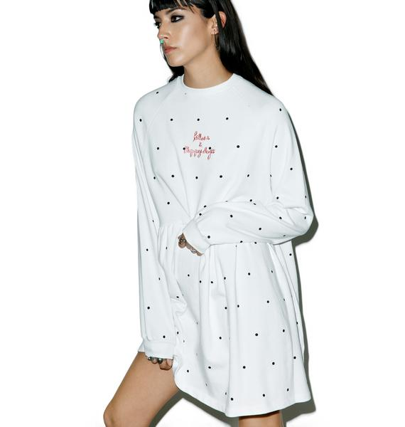 Lazy Oaf Kittens And Puppies Dress