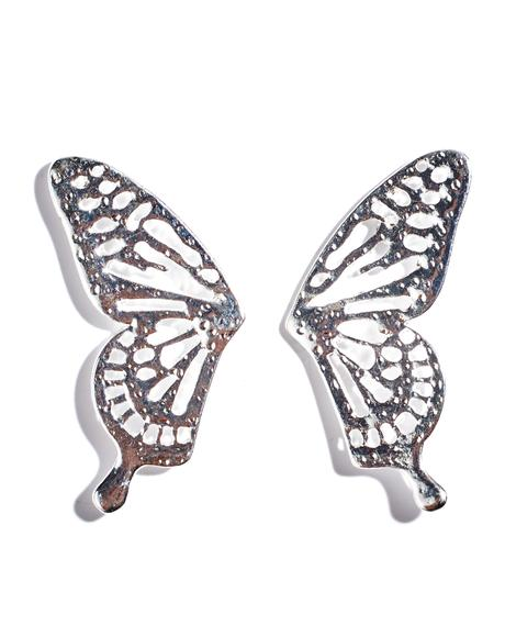Monarch Post Earrings