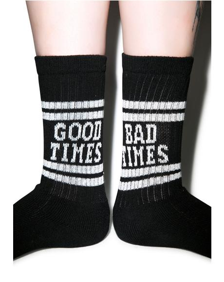 Good Times Tube Socks