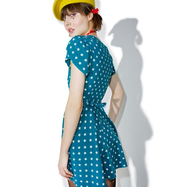 Motel Starry Avela Dress