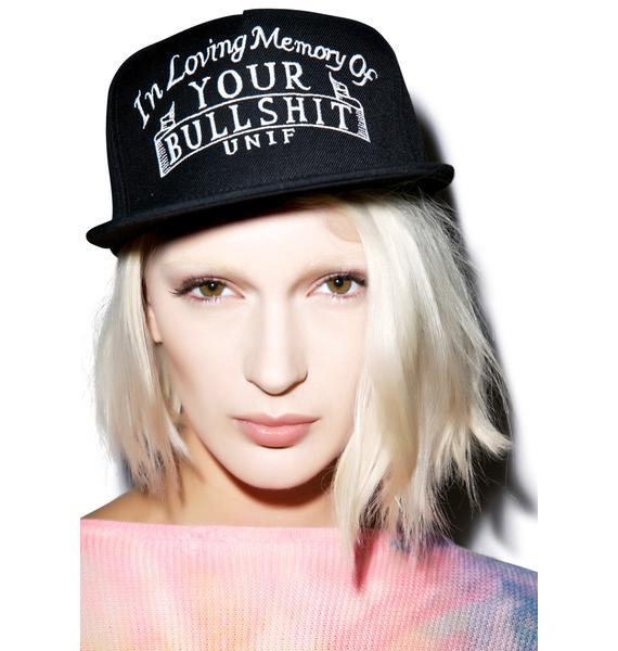 UNIF In Memory Hat