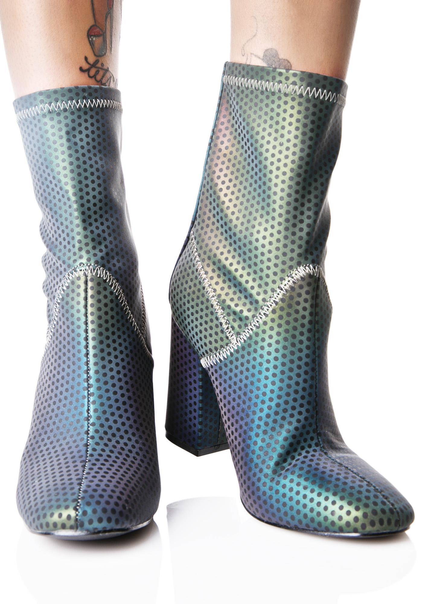 Y.R.U. Diive Reflective Boots