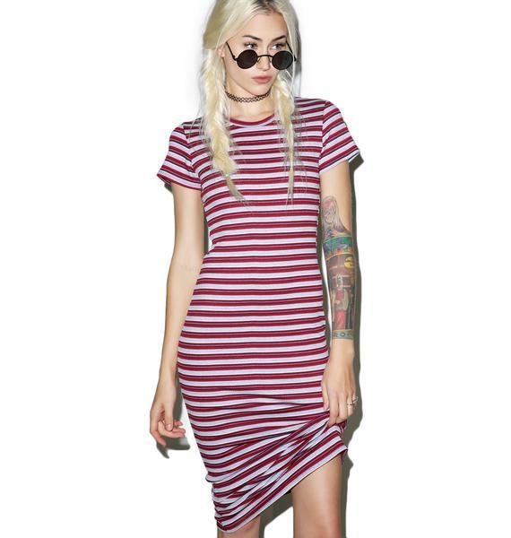 Lovely Day Midi Dress