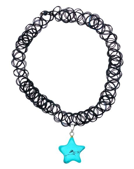 Vega Tattoo Choker