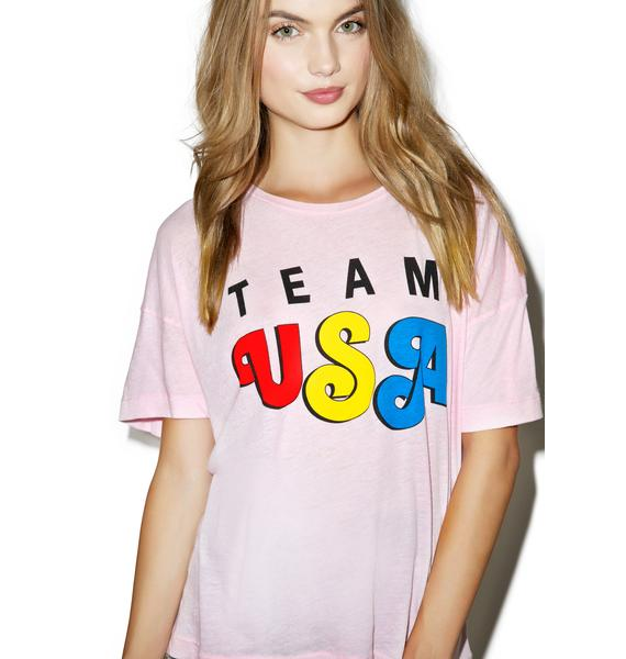 Wildfox Couture Team USA Tee