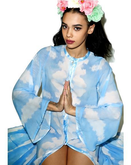 Guadalupe Kimono