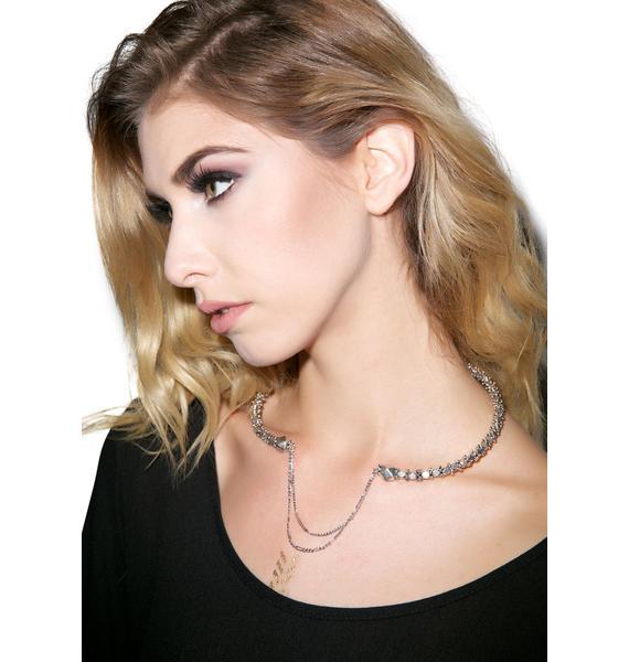 Vanessa Mooney Diamant Choker