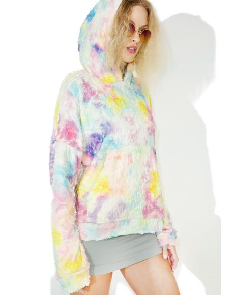 Rainbow Snuggle Hoodie