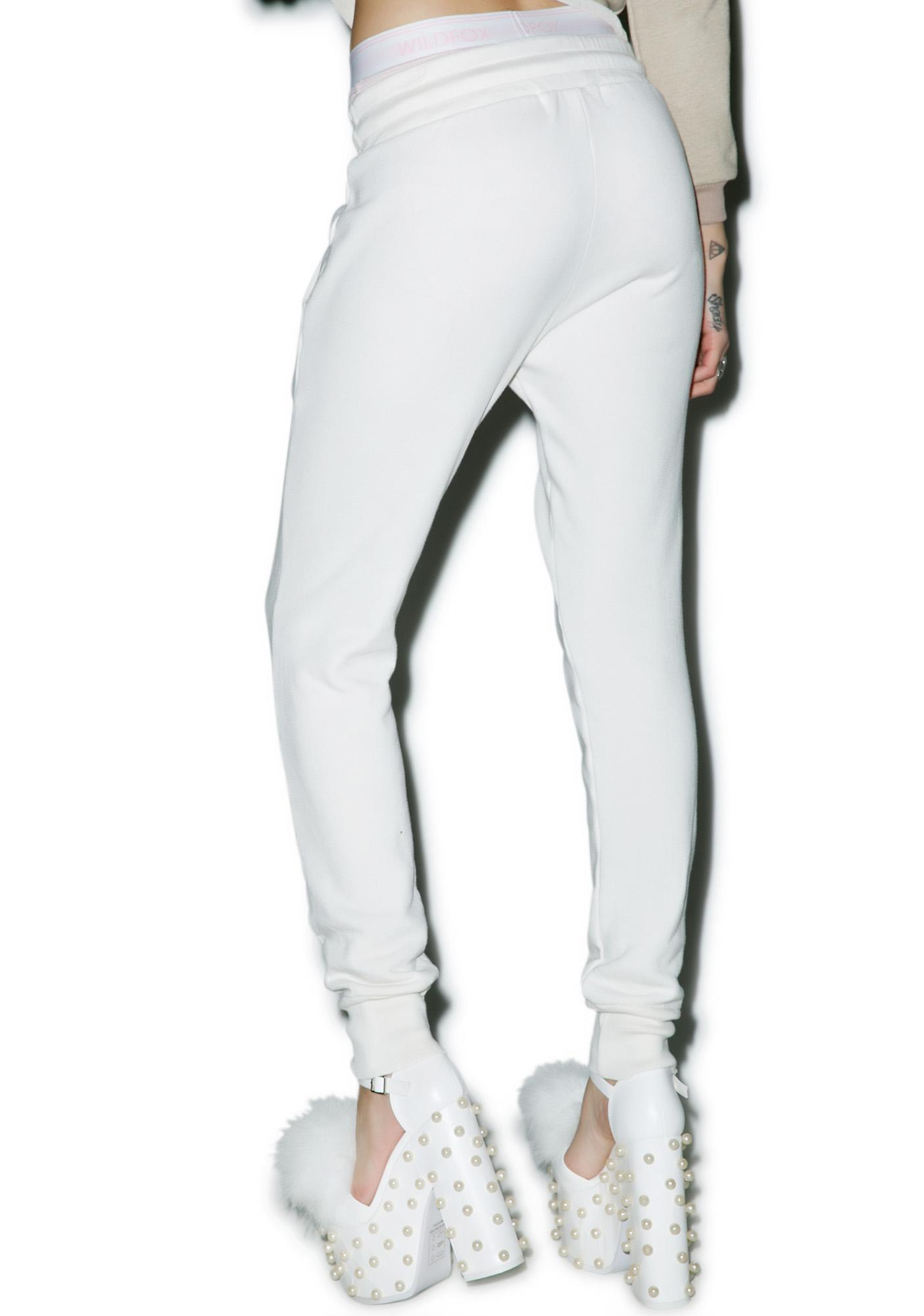 Wildfox Couture Love Story Joggers