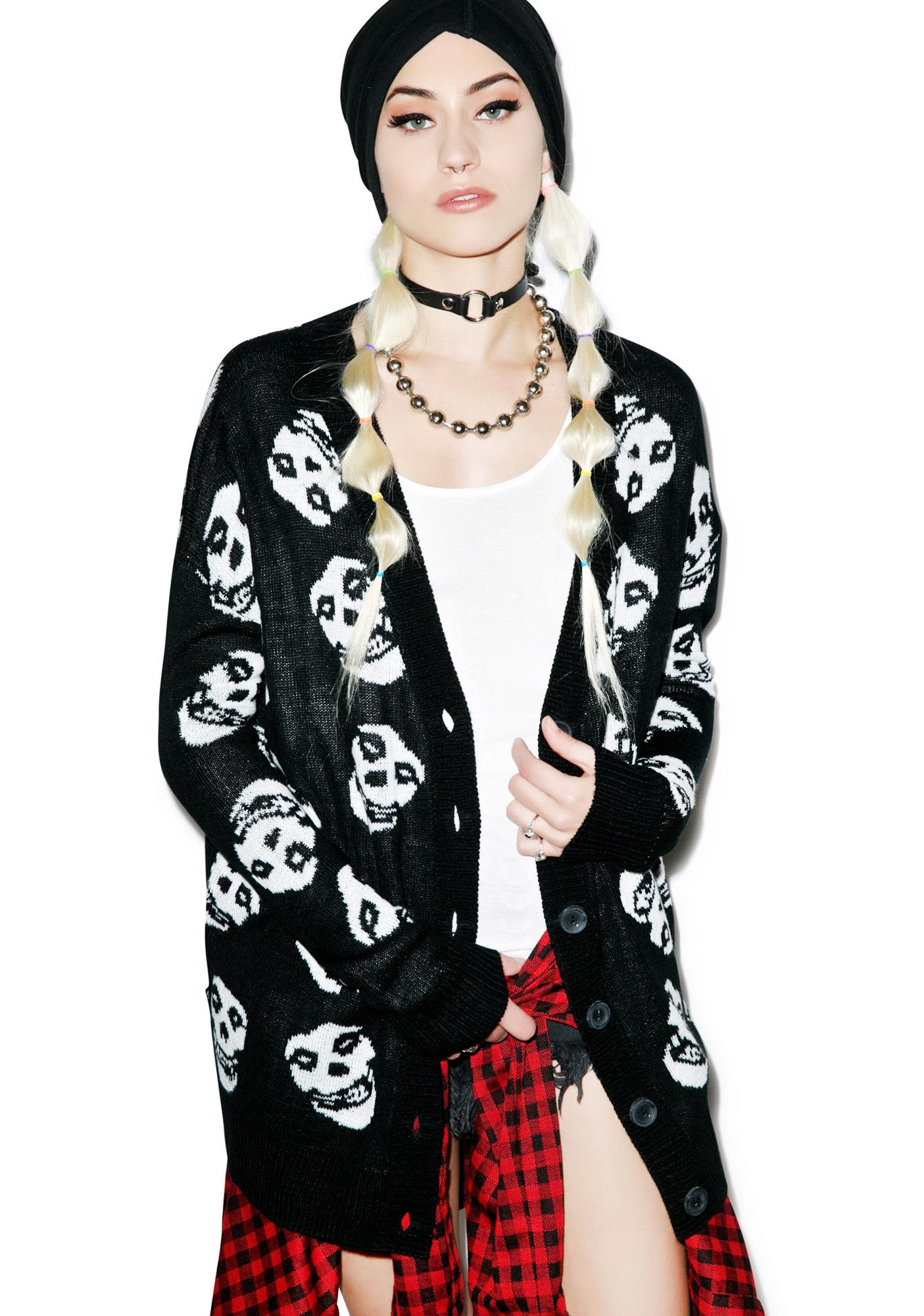 Iron Fist Misfits Cardigan