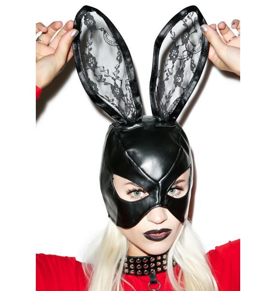 Bondage Bunny Mask