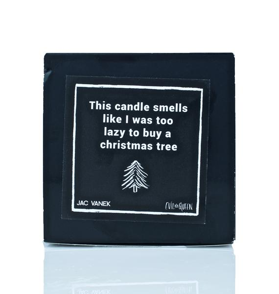 Jac Vanek Christmas Tree Scented Candle