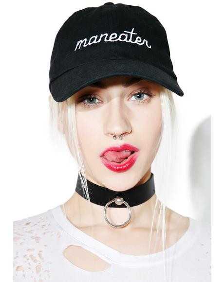 Maneater Dad Hat
