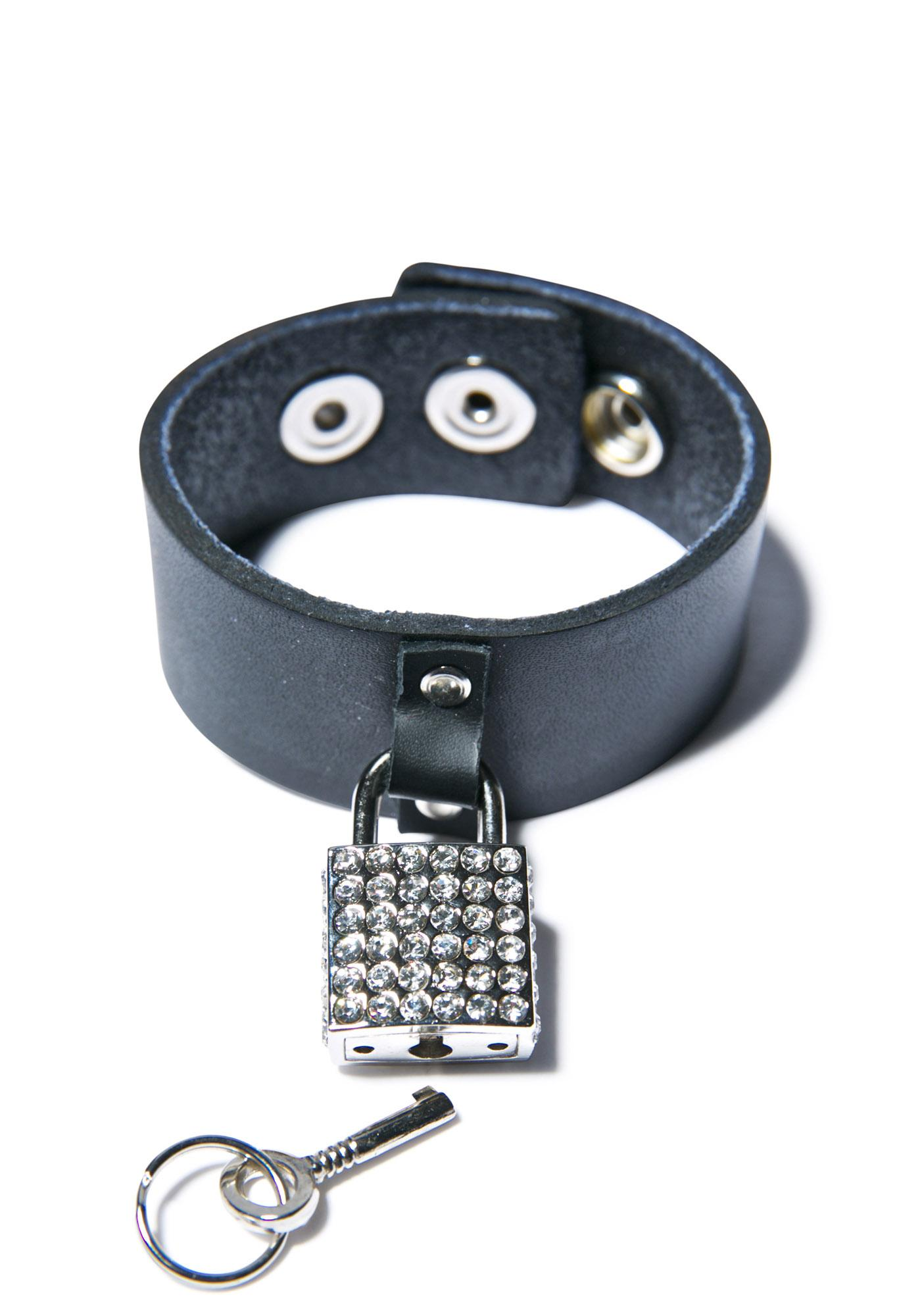 Club Exx Luv Lockdown Bracelet