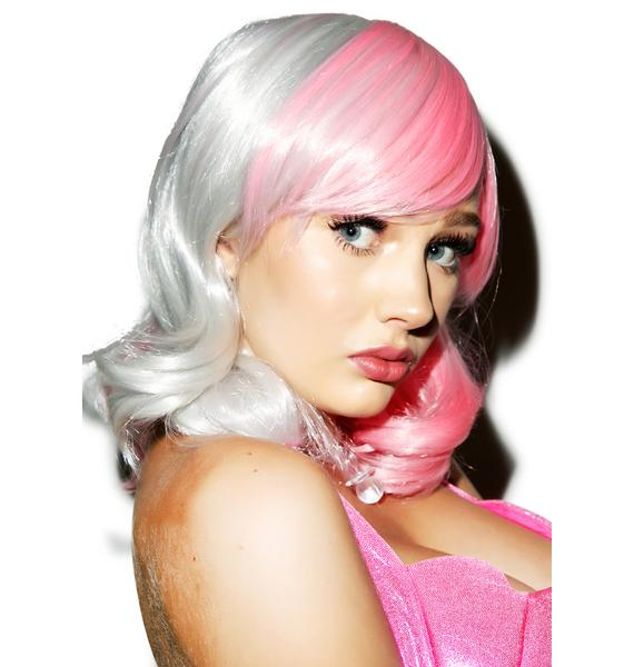 Strawberry Macaron Wig