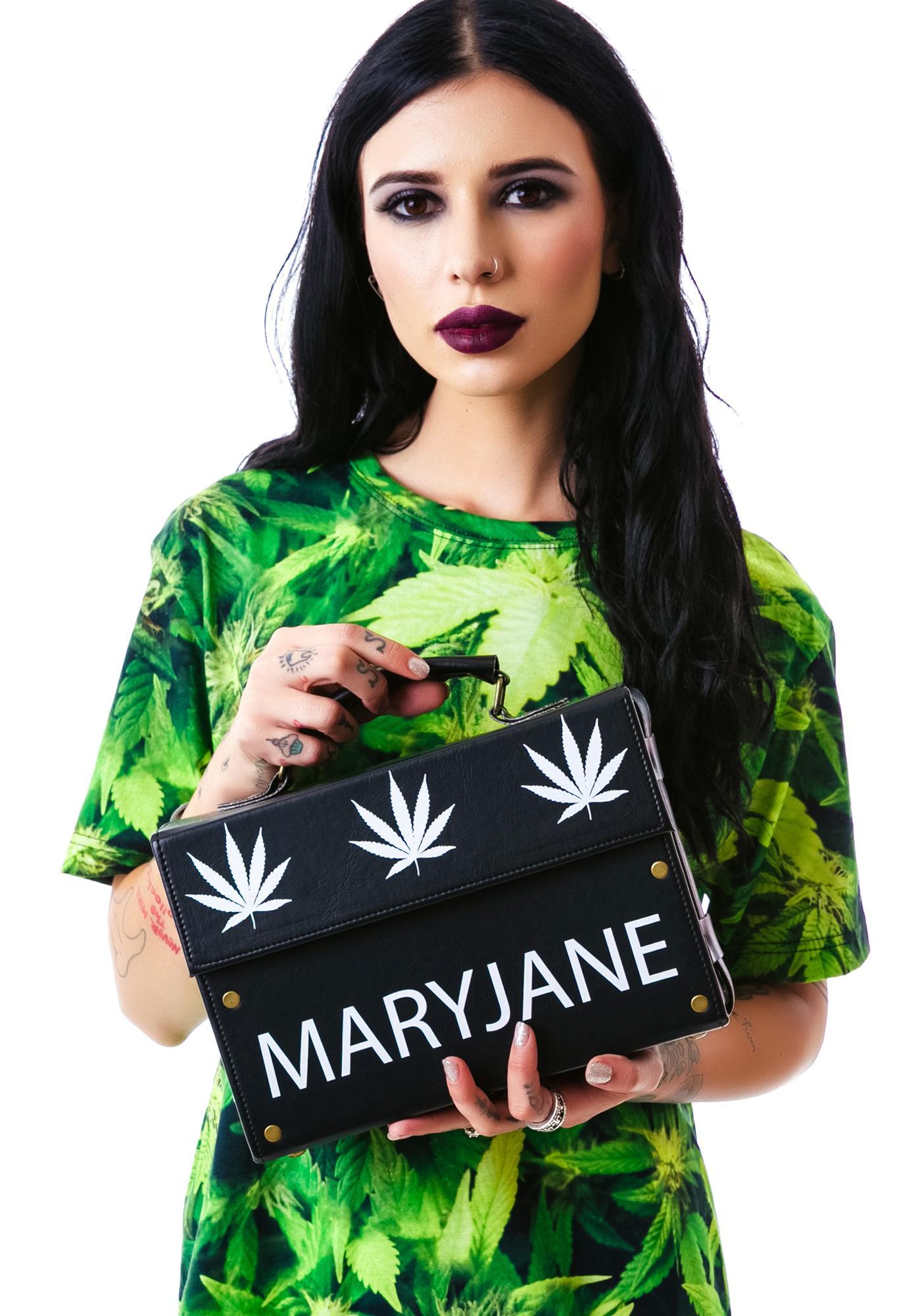 Mary Jane Box Bag