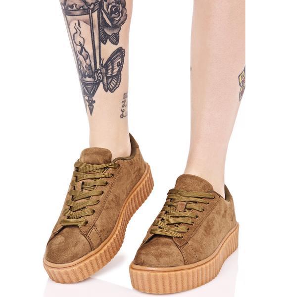 Caught Me Creeper Sneakers